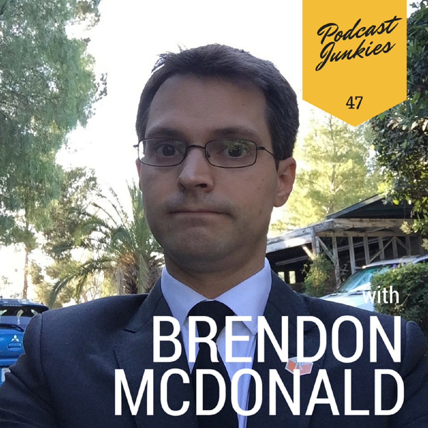 047 Brendan McDonald | An Interview 10 Years In The Making