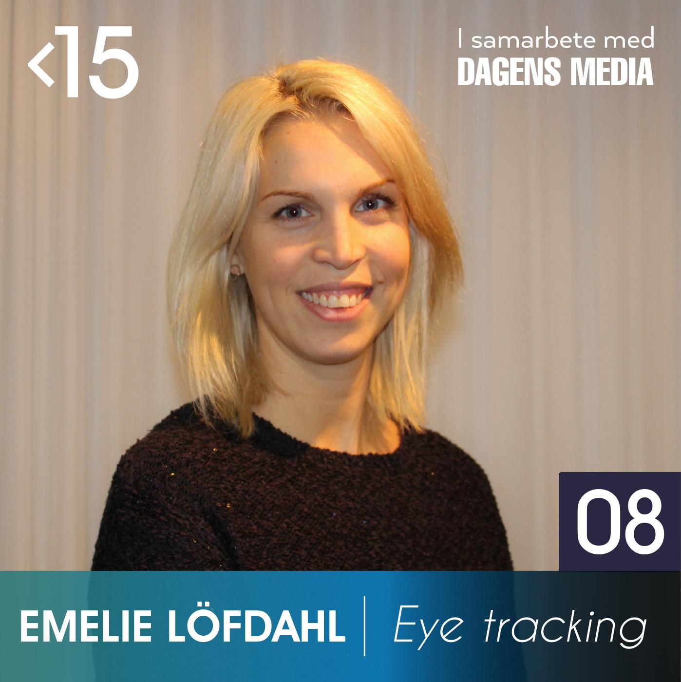 Artwork for #8 Eyetracking - Emelie Löfdahl