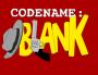 Artwork for Codename: Blank Teaser