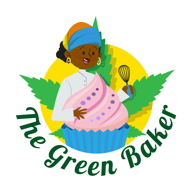 The Green Baker Podcast show art