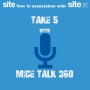 Artwork for Take 5 with MICE Talk 360: Jacque Goldy , Covid 19 and Las Vegas, all in 5 minutes or less