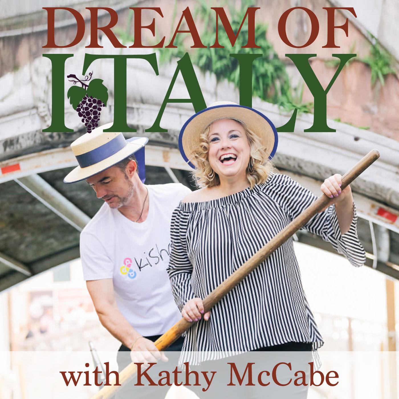 Dream of Italy show art