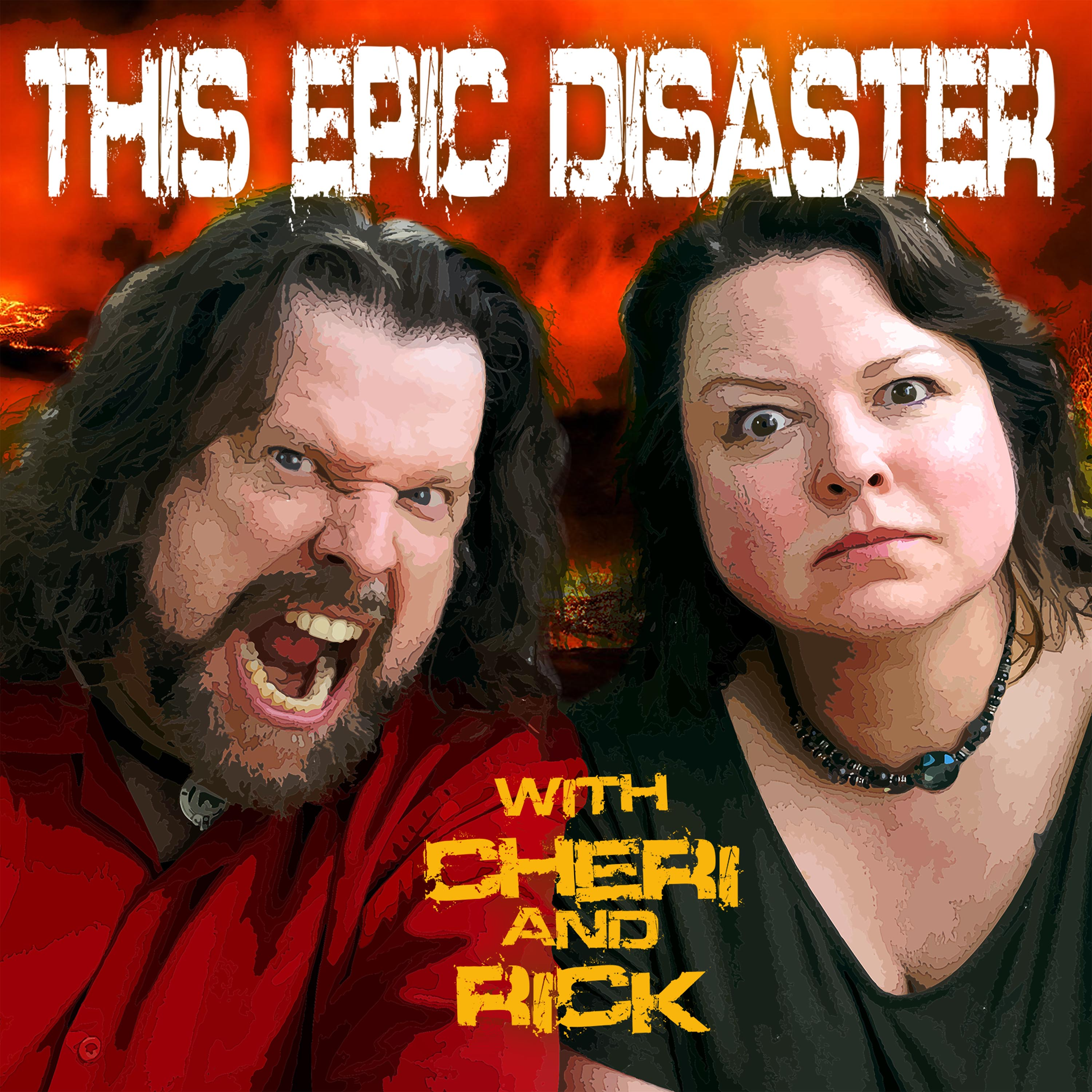 This Epic Disaster show art