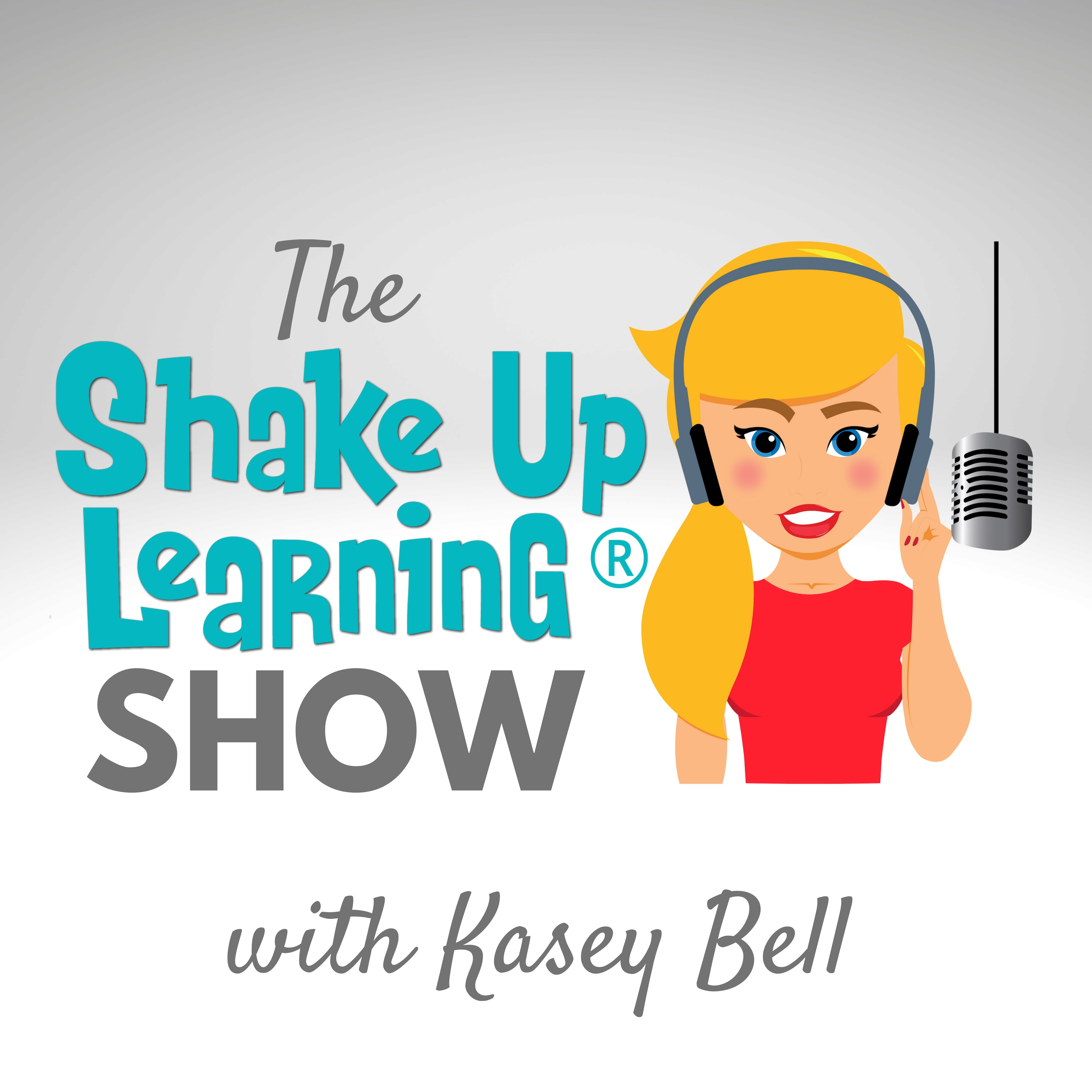 Shake Up Learning Show show art