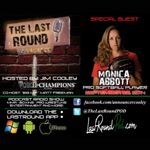 TLR #9 Monica Abbott USA Softball Chicago Bandits