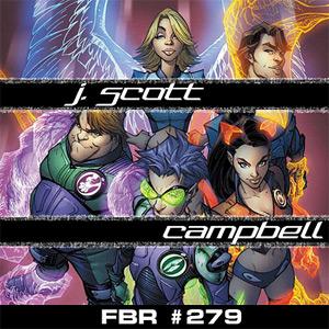 Fanboy Radio #279 - J. Scott Campbell LIVE