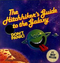 HHG2W #1 The Hitchhiker's Guide