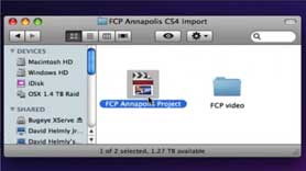 Import Final Cut Pro projects into Adobe Premiere CS4
