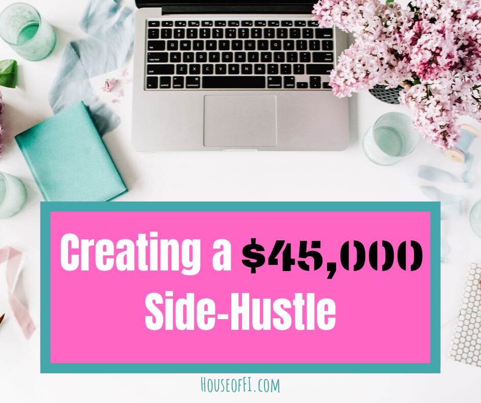 Artwork for ENCORE Episode Creating a $45,000 a Year Side-Hustle