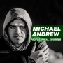 Artwork for Professional Swimmer Michael Andrew: Making Waves with a Nontraditional Approach [Episode 19]