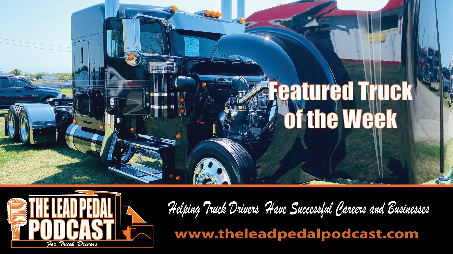 Featured Truck of the Week