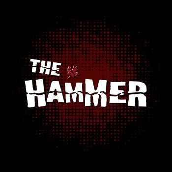 The Hammer MMA Radio show art