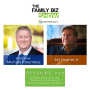 Artwork for Ep 27. A Deep Dive into the Three-Circle Model of Family Business SystemsWith Guest Jay Hughes Jr.