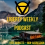 Artwork for Left and Right Libertarianism: Liberty Weekly on the Defenders of Liberty Podcast Ep. 43