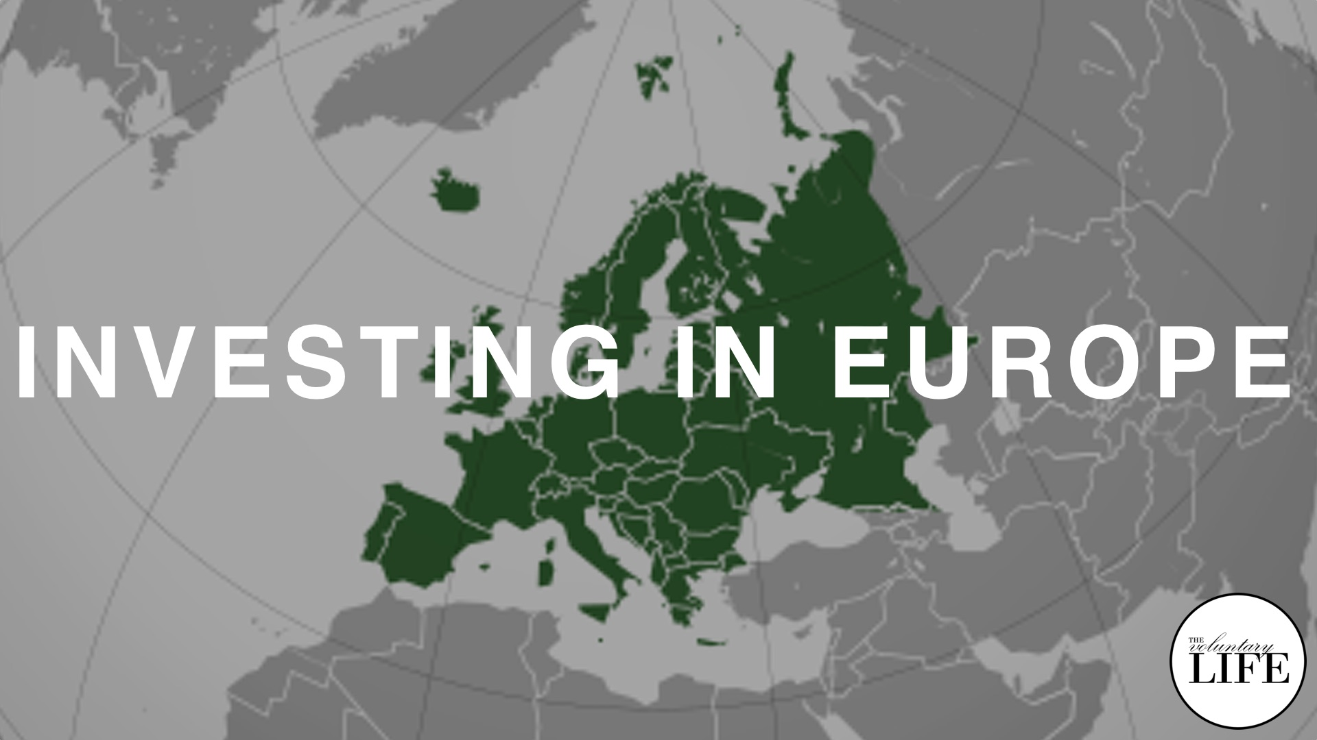 43 Investing In Europe: An Interview With Marc De Mesel