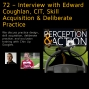 Artwork for 72 – Interview with Edward Coughlan, CIT, Skill Acquisition & Deliberate Practice