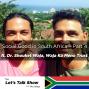 Artwork for Social Good in South Africa (Part 4) ft. Dr. Shouket Waja, Waja Ka Meno Trust