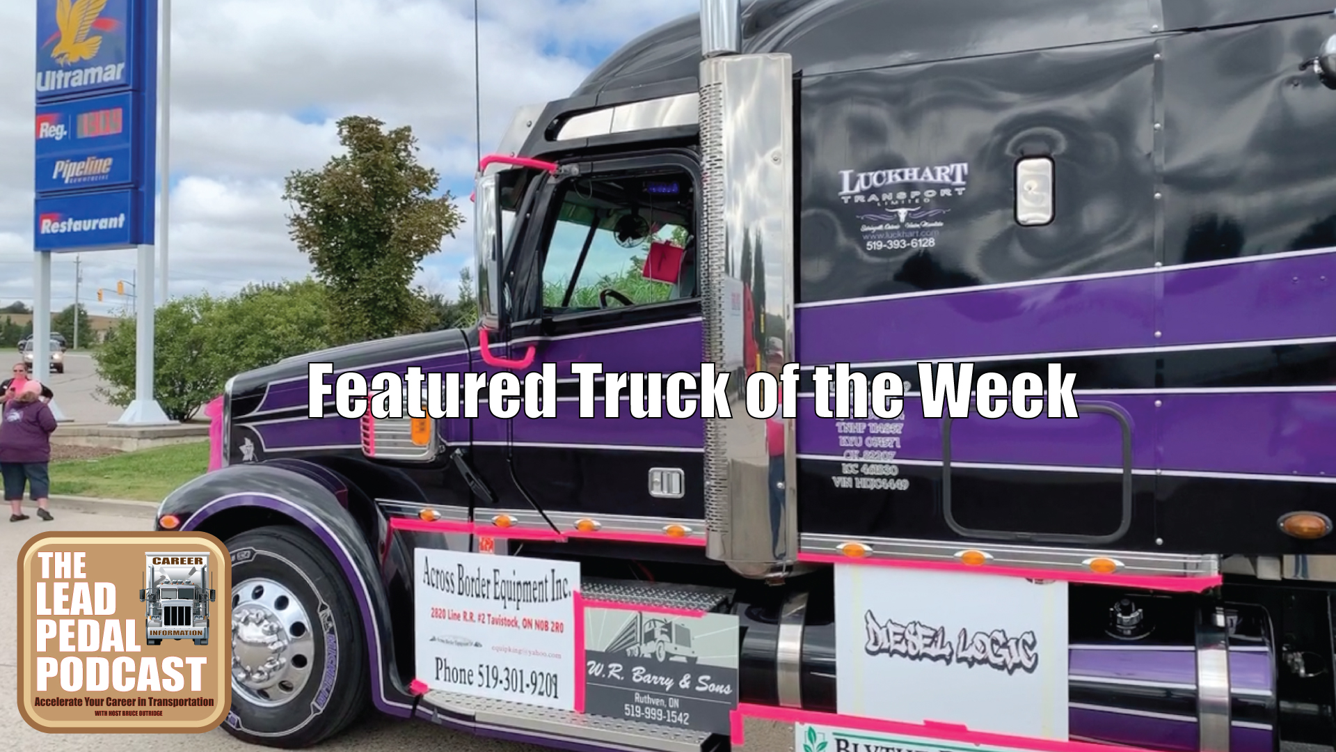 Luckhart Transport Video
