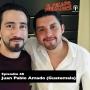 Artwork for Episodio 48 - Juan Pablo Amado (Guatemala)