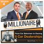Artwork for EP 4:16 From Car Salesman to Owner of Five Car Dealerships: Alex Flores
