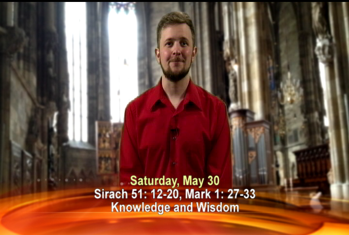 Artwork for Saturday, May 30th Today's Topic: Knowledge and Wisdom