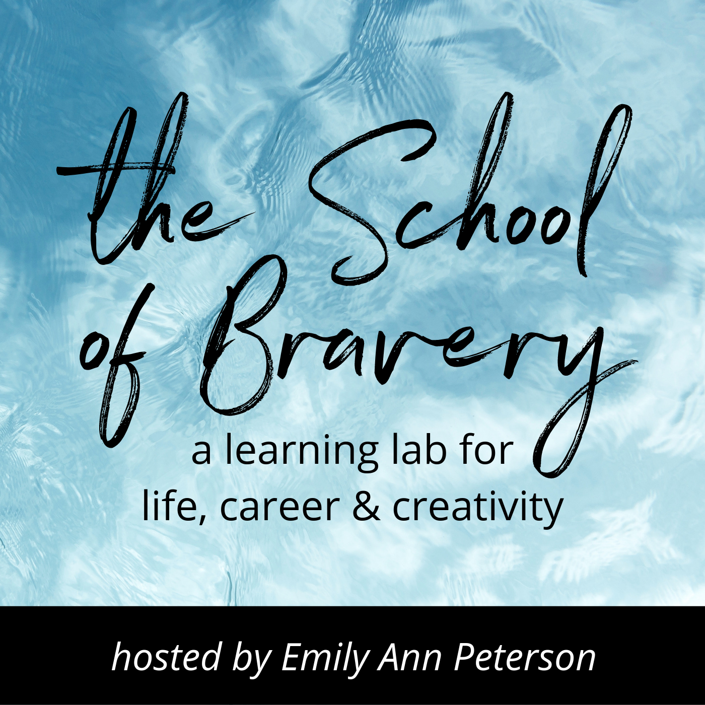 The School of Bravery: a learning lab for life, career & creativity show art