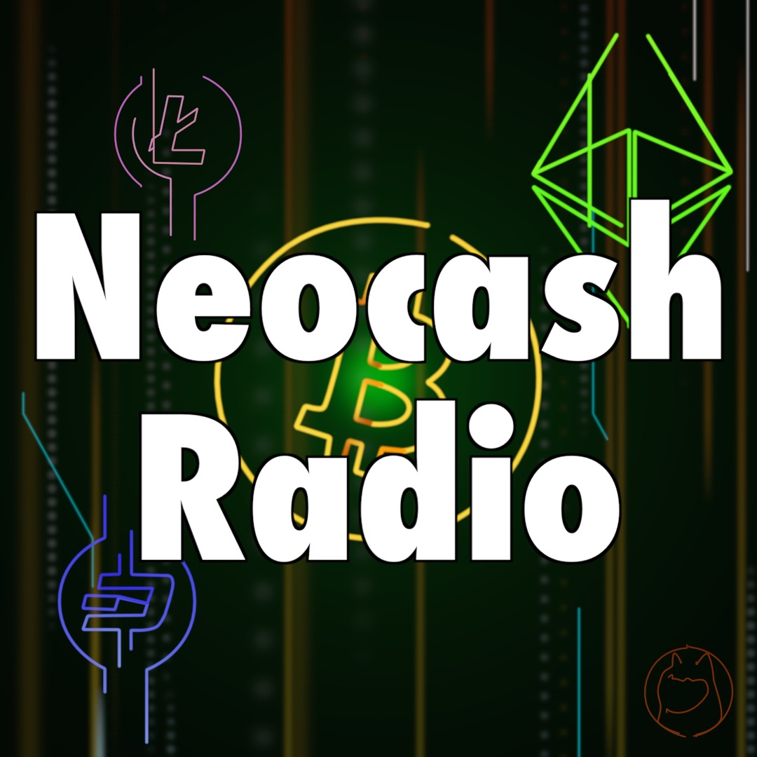 Neocash Radio show art