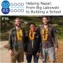 Artwork for #36 Bonus: Helping Nepal: From Big Lebowski to Building a School