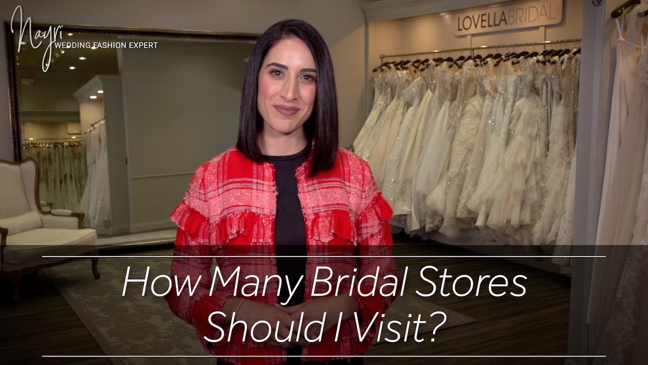 Artwork for How Many Bridal Stores Should I Visit