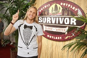 SFP Interview: Tyson Apostol from Survivor Blood vs. Water