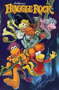 Comics on Infinite Earths- Fraggle Rock and Star Comics