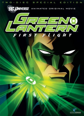At the Movies Episode 8: Green Lantern-First Flight