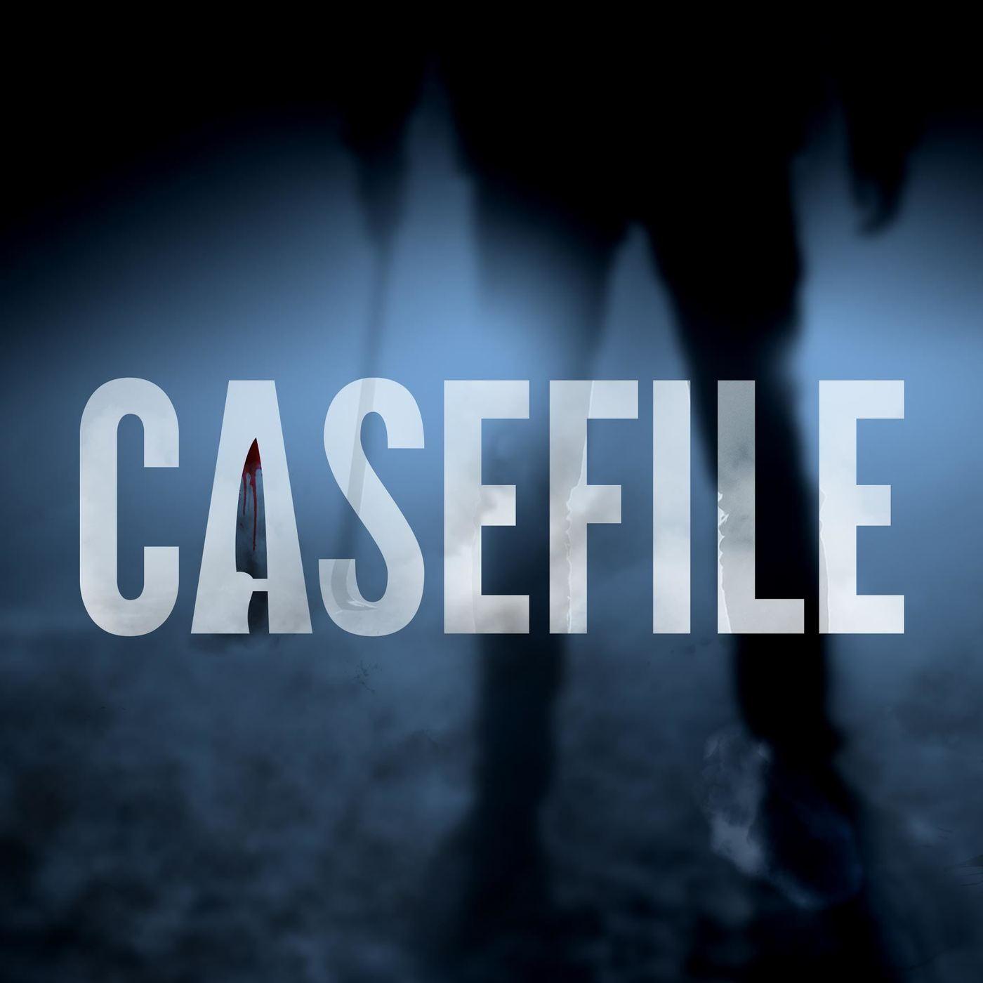 Casefile True Crime logo