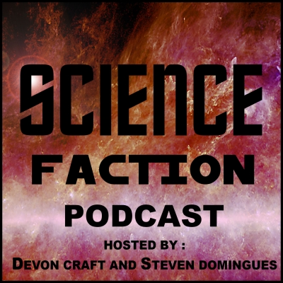Science Faction Podcast show image