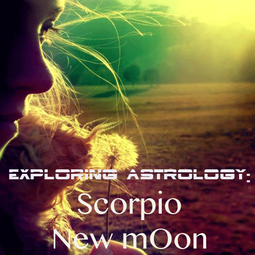 Exploring Astrology: Scorpio New moon 2011