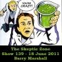 Artwork for The Skeptic Zone #139 - 18.June.2011