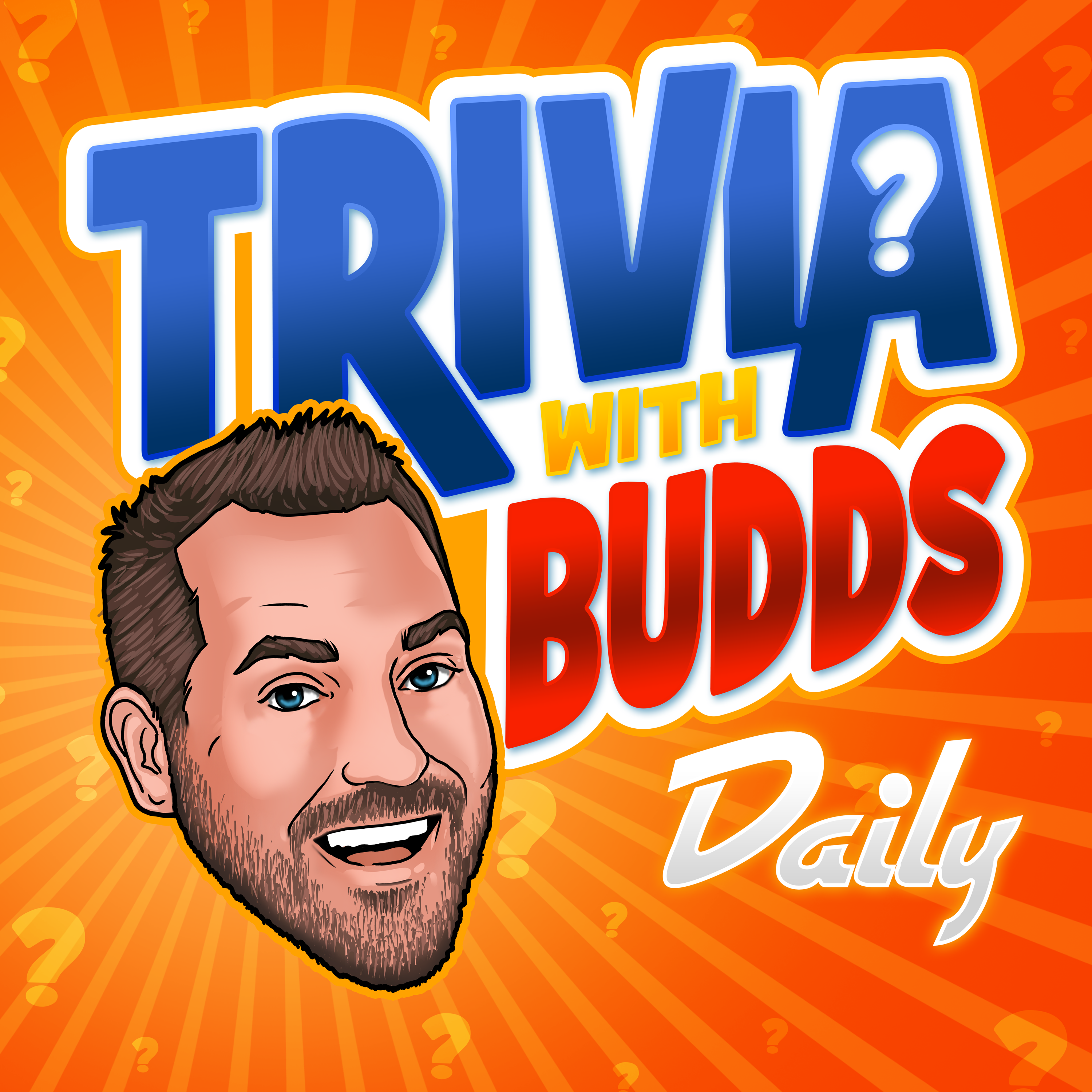Trivia With Budds show art