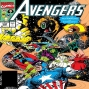 Artwork for Avengers #330: Quantum Zone Episode #49