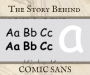 Artwork for Comic Sans | The Font Choice of Batman and the Pope (TSB010)
