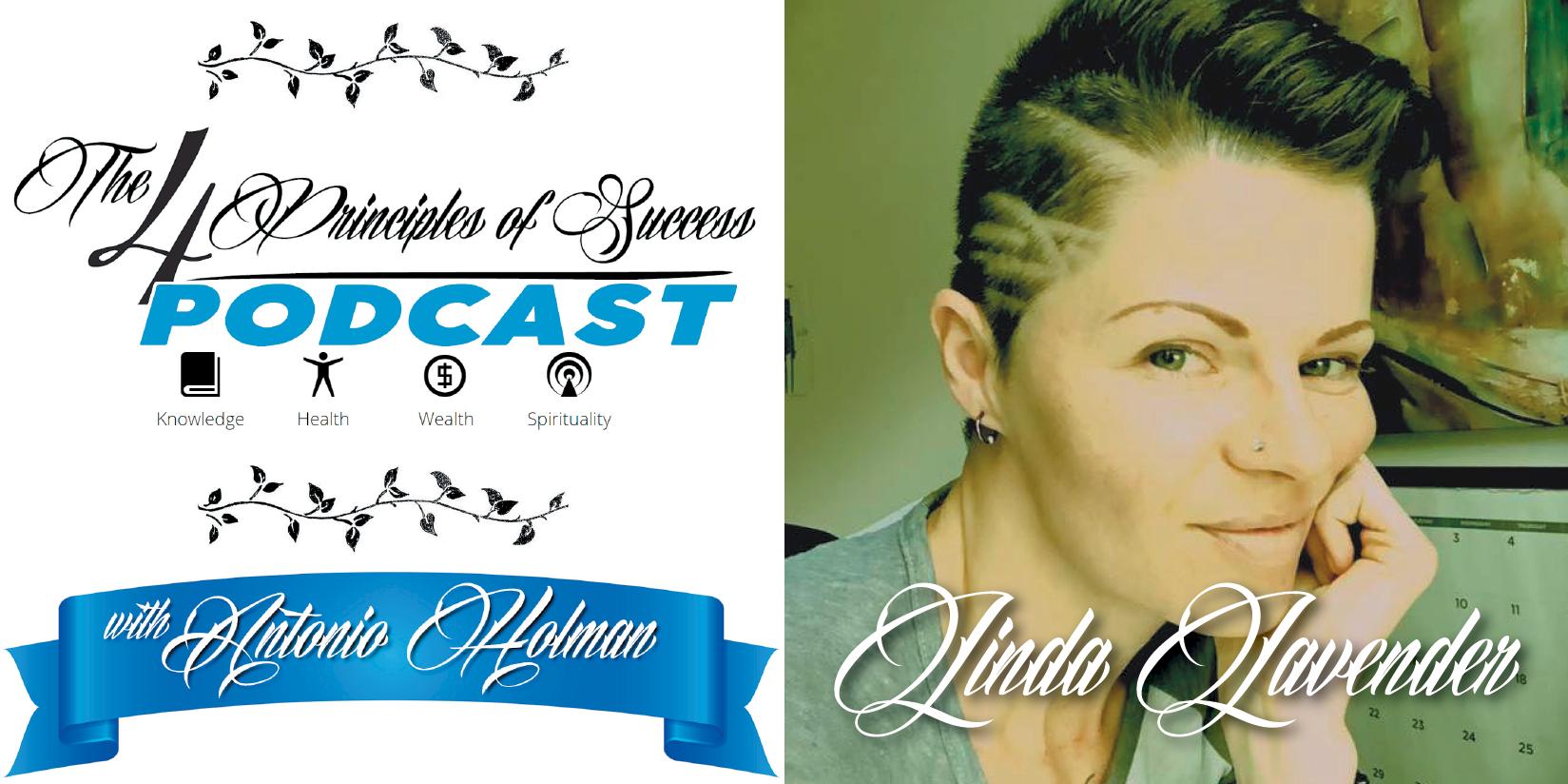 The 4 Principles of Success guest Linda Lavender