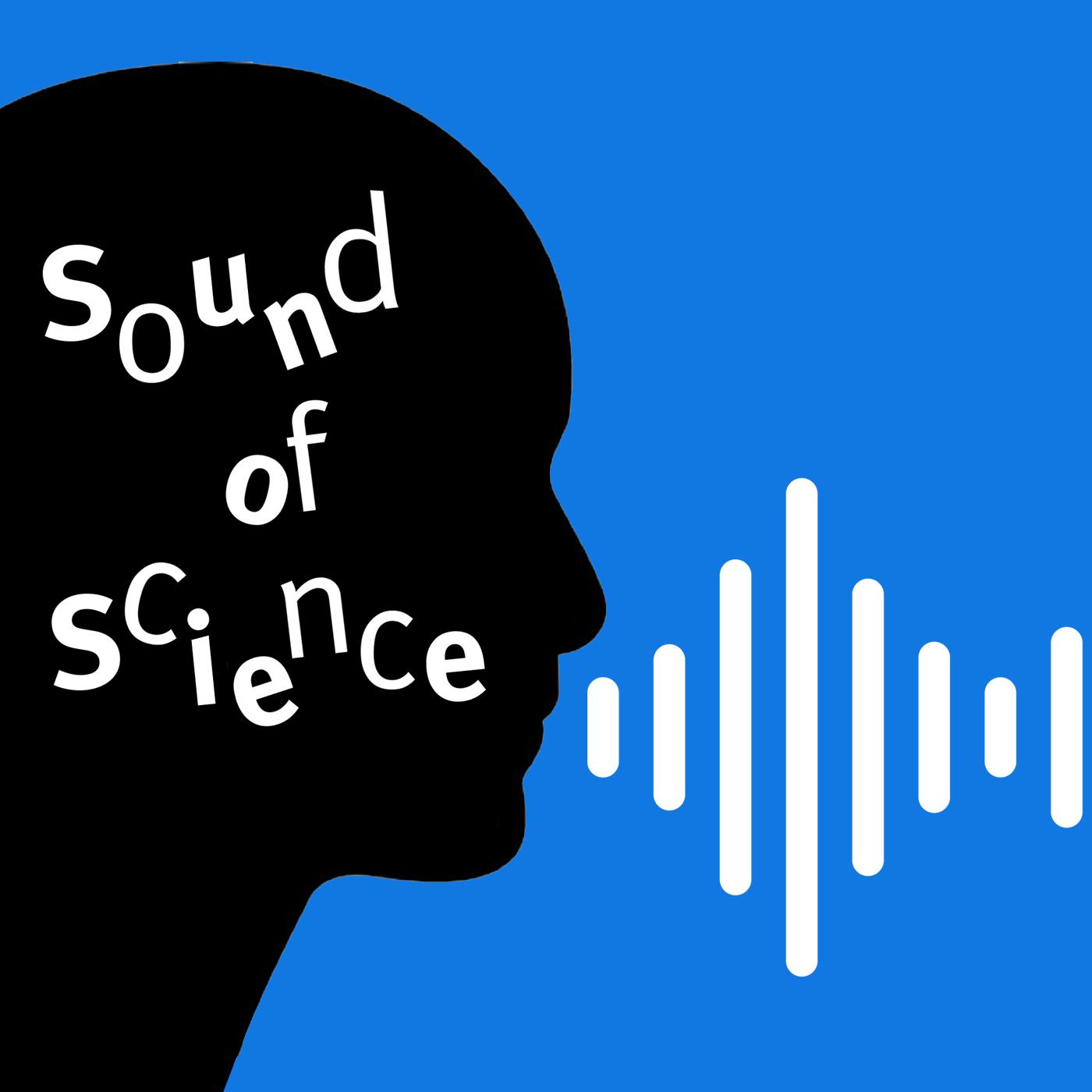 Artwork for Sound of Science #11- Jim Portegies