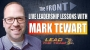 Artwork for Live Leadership Lessons from The FRONT with guest Mark Tewart