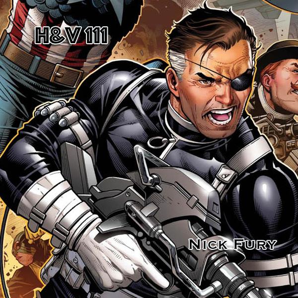 111: Nick Fury with Jordan Phegley