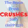 Artwork for The Brain Trust CRUSHES 2018 (DHP221)