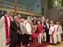 Artwork for Babeling of Church- Iona School Graduation