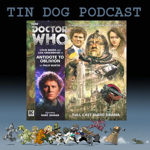 TDP 382: Antidote to Oblivion - Big Finish Main Range 182