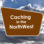 Artwork for Caching in the NorthWest 337: 20th Anniversary and GeoWoodstock Registration