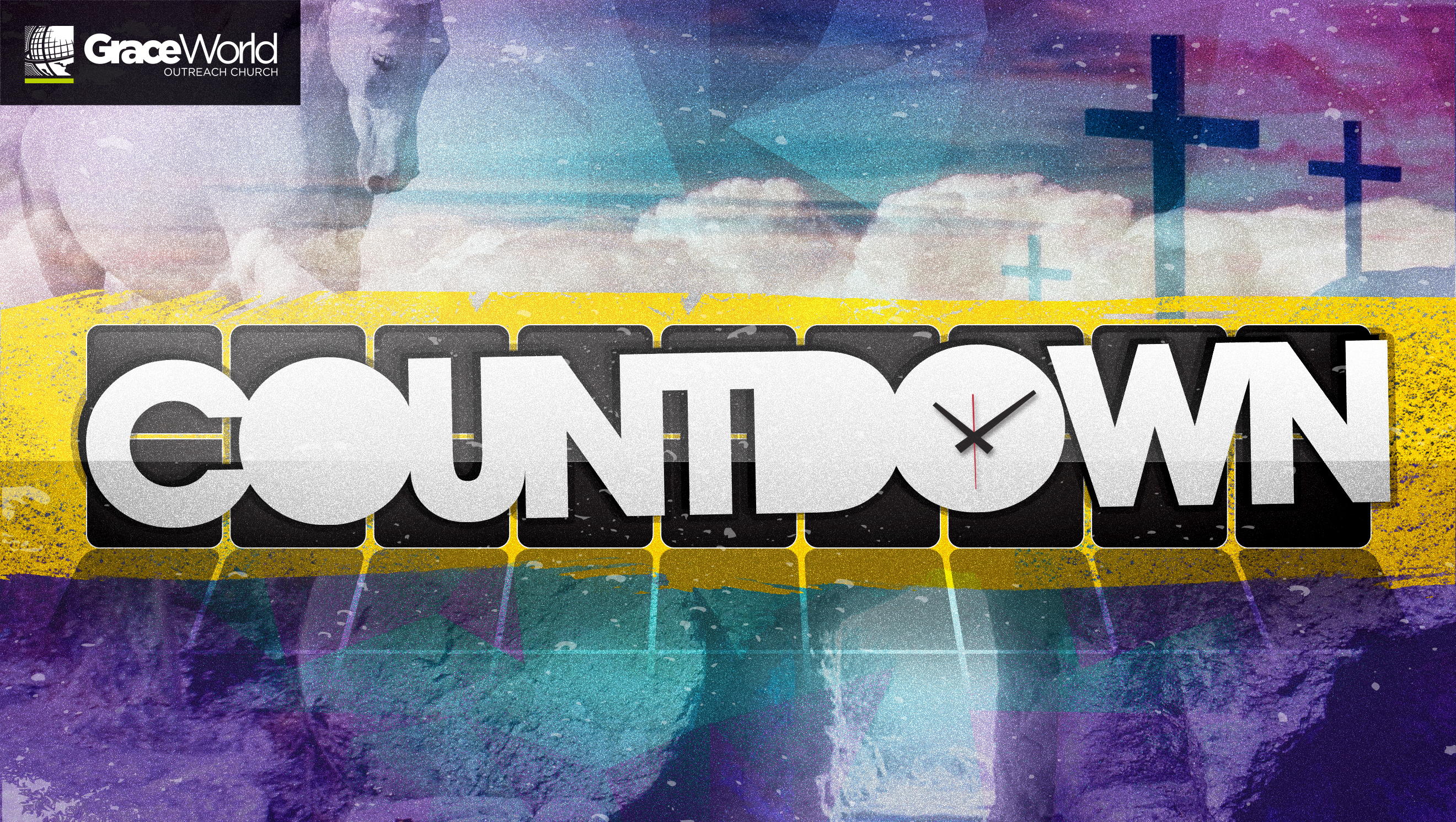 Artwork for Countdown: Countdown to the Cross 4-13-14