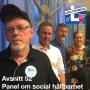 Artwork for Avsnitt 52 - Panel om social hållbarhet