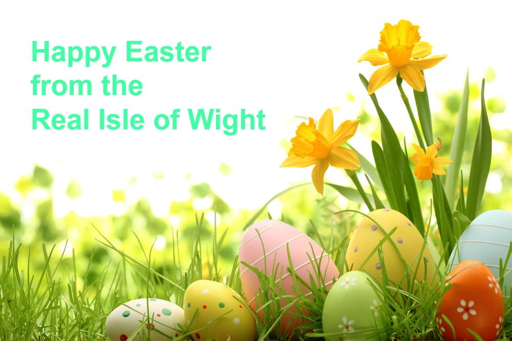 Easter holidays on the Isle of Wight: Episode 12